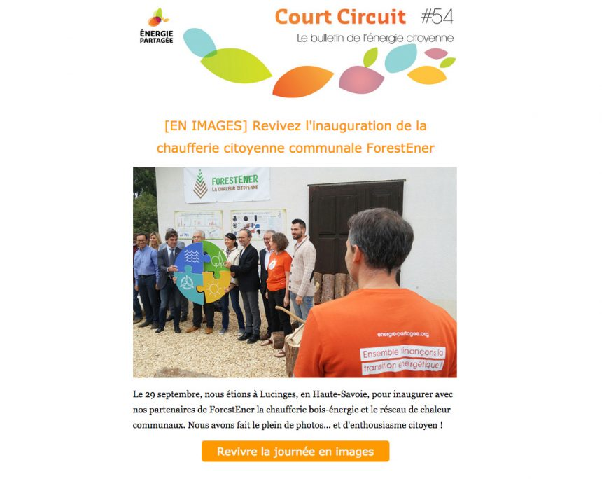 Court Circuit n°54 - Octobre 2018