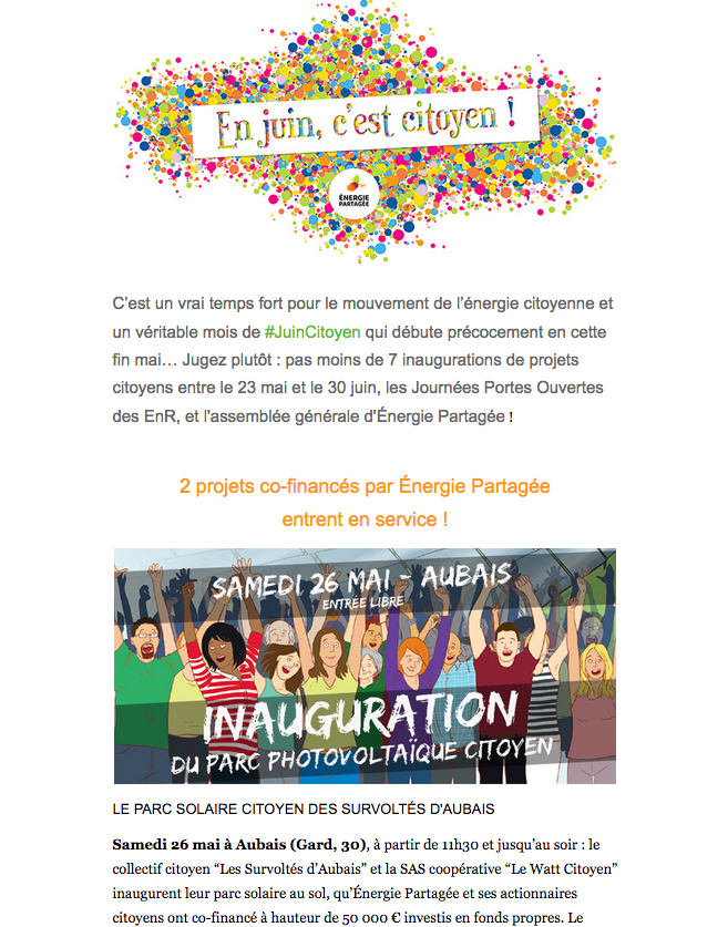 Hors-série #JuinCitoyen n°1 - Juin 2018