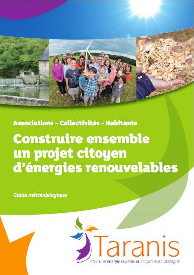 Construire ensemble un projet citoyen d'énergies renouvelables