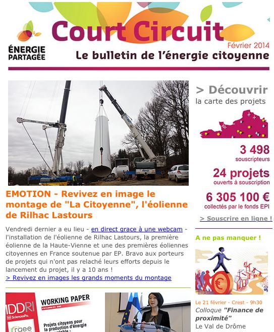 Court Circuit n°15 - Février 2014