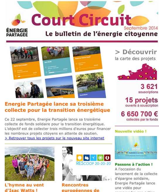 Court Circuit n°21 - Septembre 2014