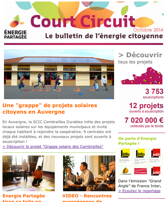 Court Circuit n°22 - Octobre 2014