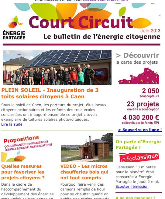 Court Circuit n°8 - Juin 2013