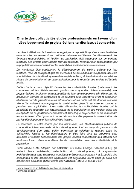 Charte Cléo