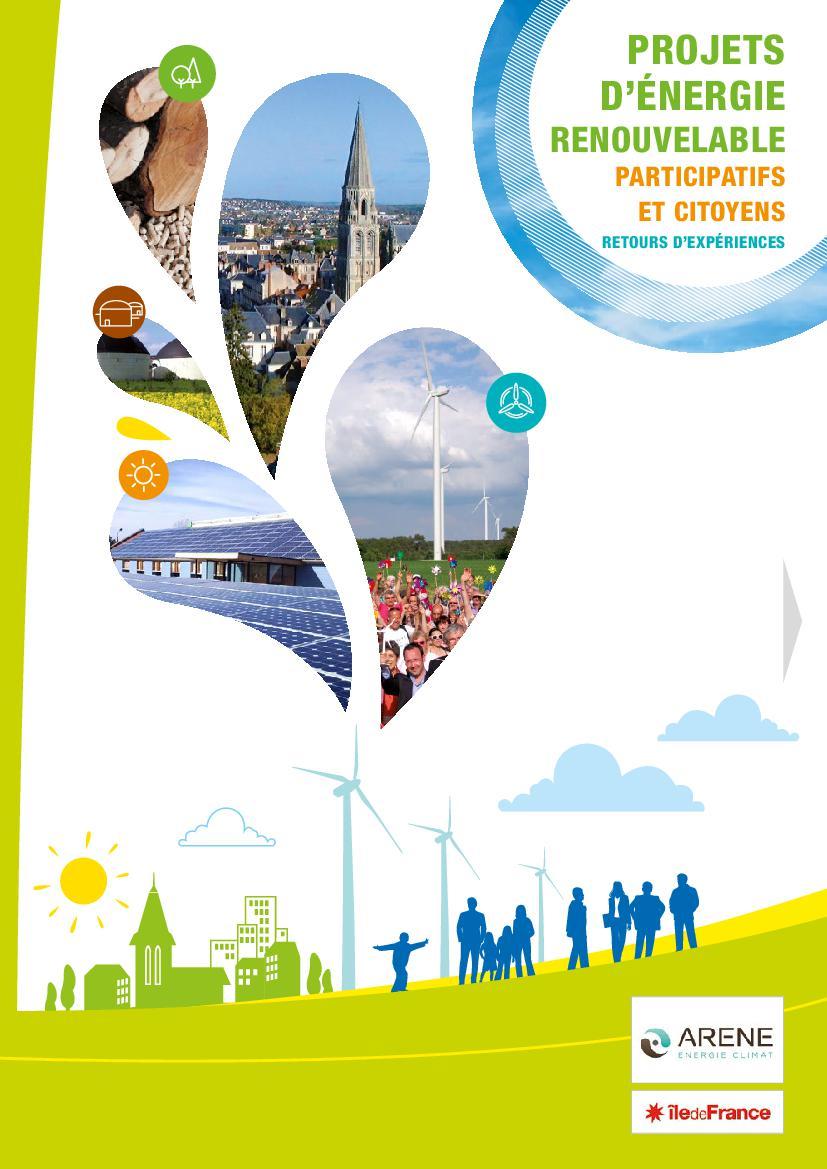 Projets d'énergies renouvelables participatifs et citoyens et retours d'expériences