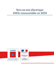Vers un mix électrique 100 % renouvelables en 2050