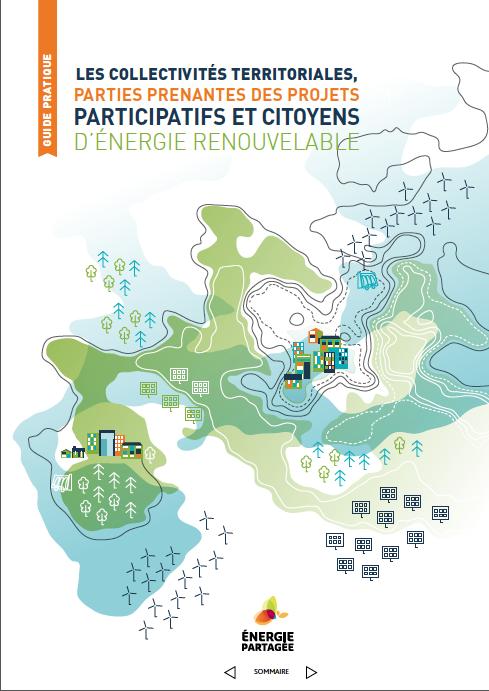 [GUIDE COMPLET] Les collectivités territoriales, parties prenantes des projets participatifs et citoyens d'énergie renouvelable