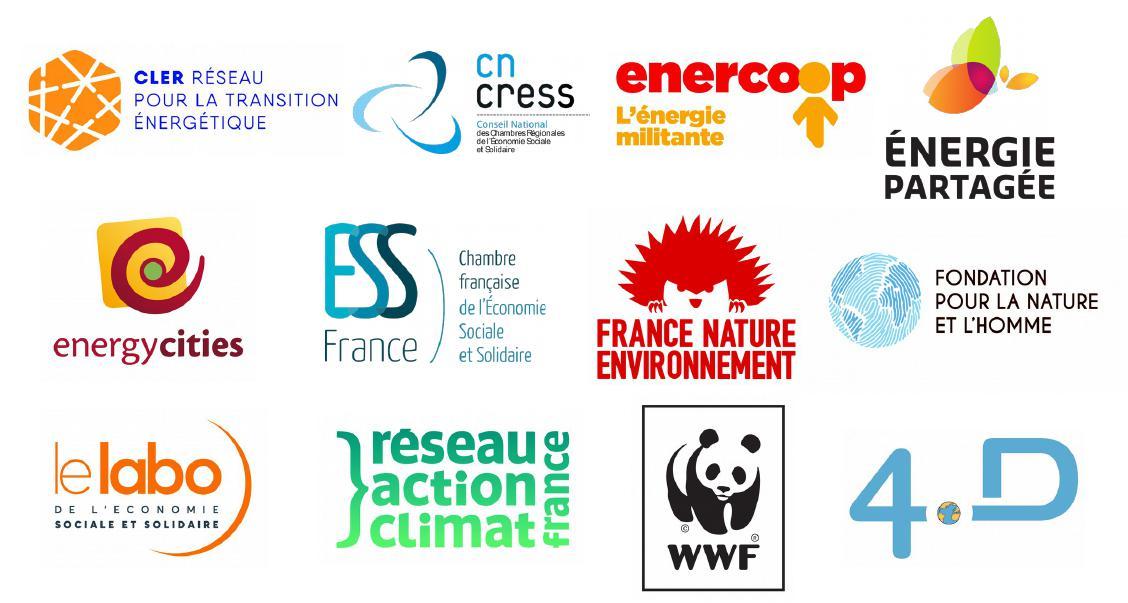 La dynamique des collectifs pour l'energie citoyenne Logos-orgas-energie-citoyenne