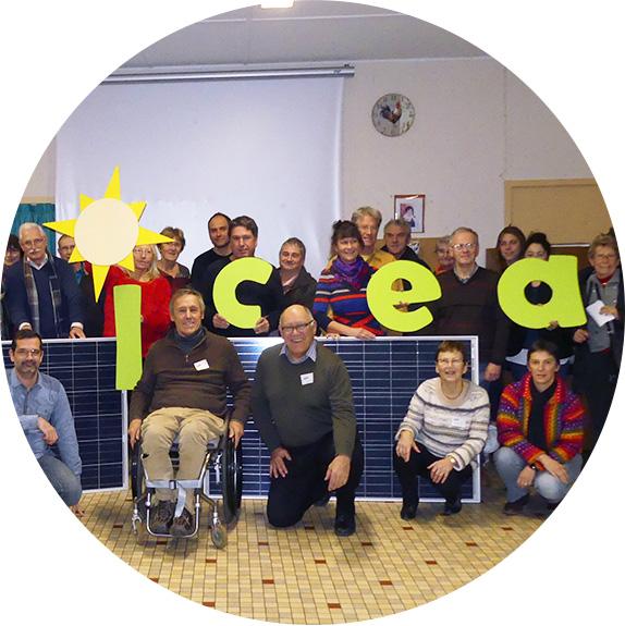 Le collectif ICEA EnR