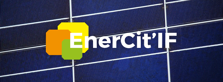 Logo d'EnerCit'IF
