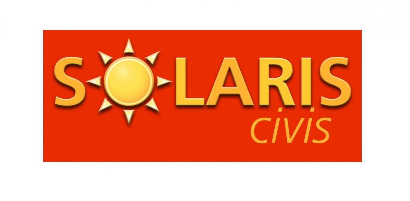 Logo de la SAS Solaris Civis