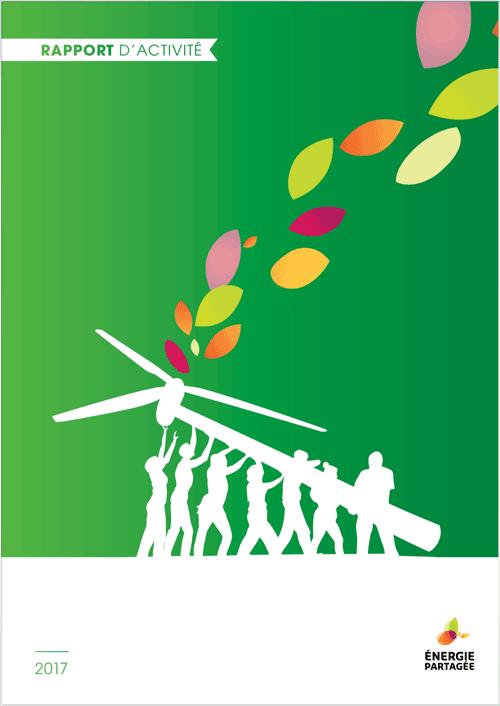 Rapport d'activité Énergie Partagée 2017