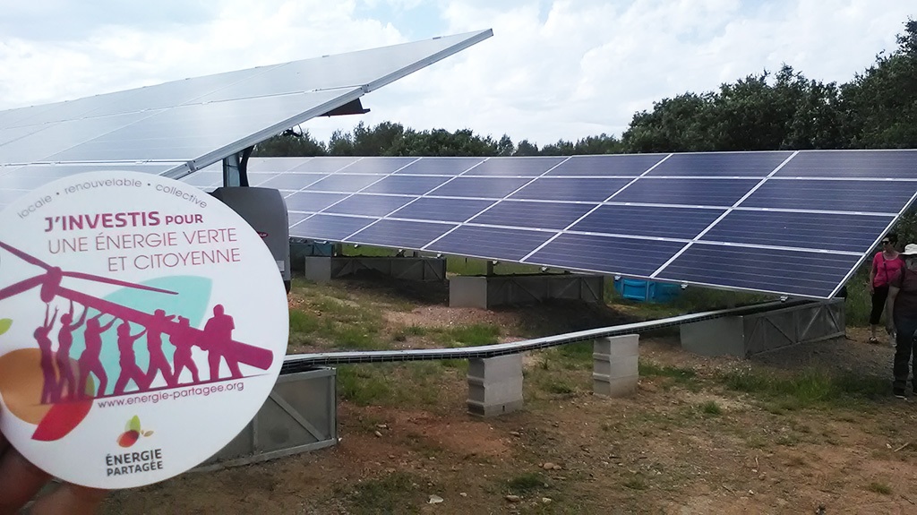 Avec Energie Partagée, investissez dans les énergies renouvelables citoyennes !