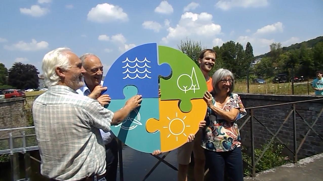 À HydroÉpinal, on scelle une coopération nouvelle entre Ercisol, la Ville d'Épinal, les associations de transition locales et Énergie Partagée