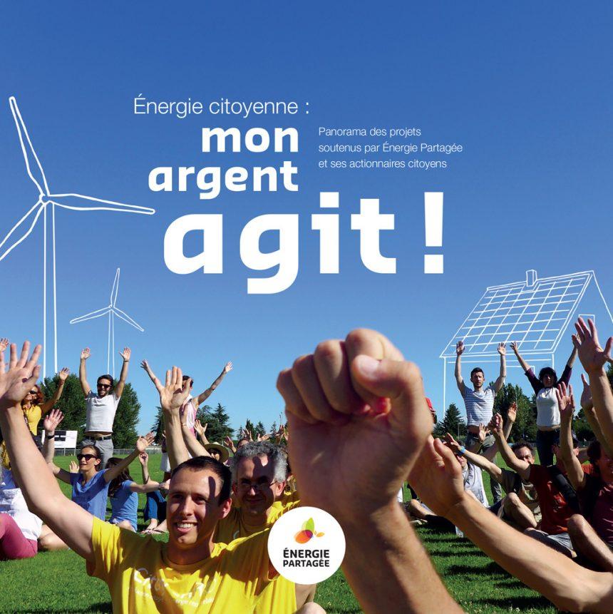 Panorama des projets soutenus par Énergie Partagée