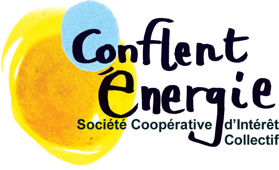 Logo de la coopérative citoyenne Conflent Energie