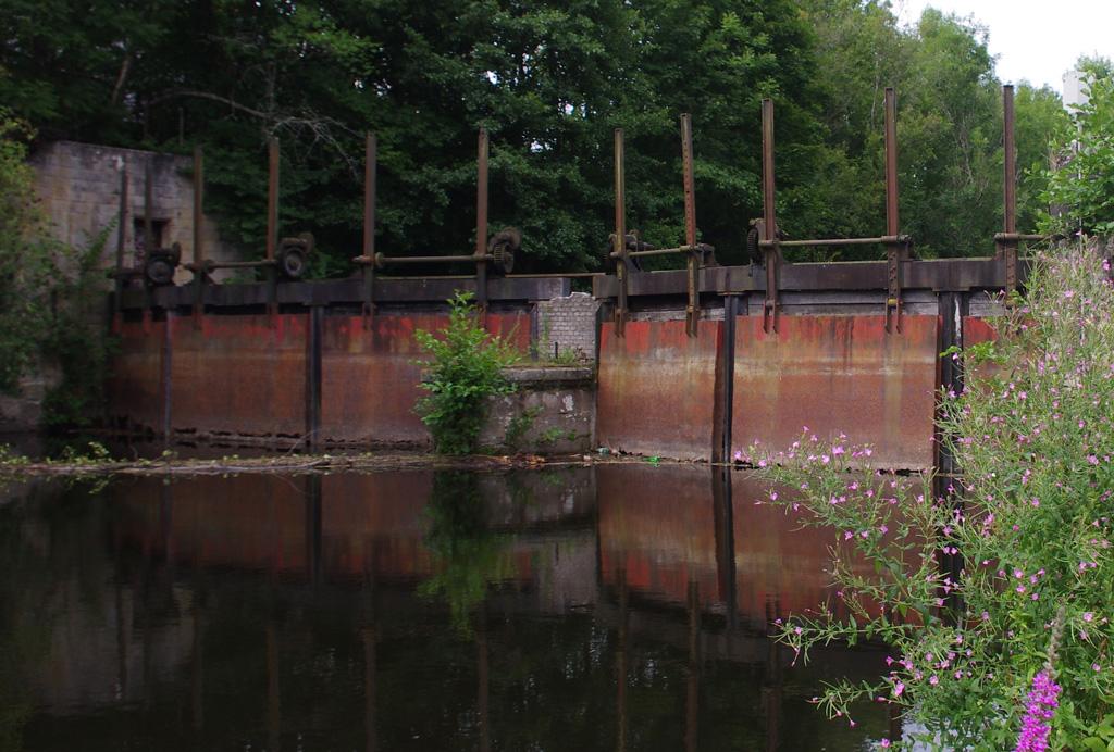 Les anciennes vannes d'HydroEpinal