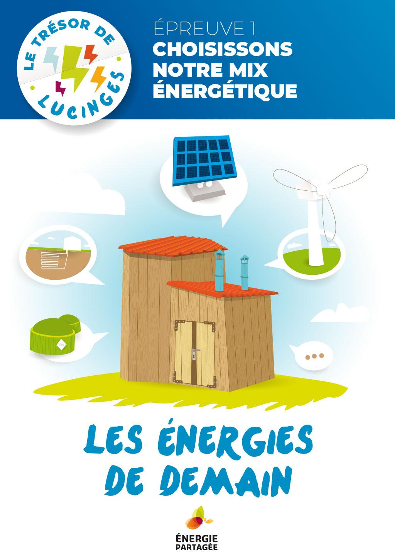 Trésor du projet bois-énergie - Les énergies de demain