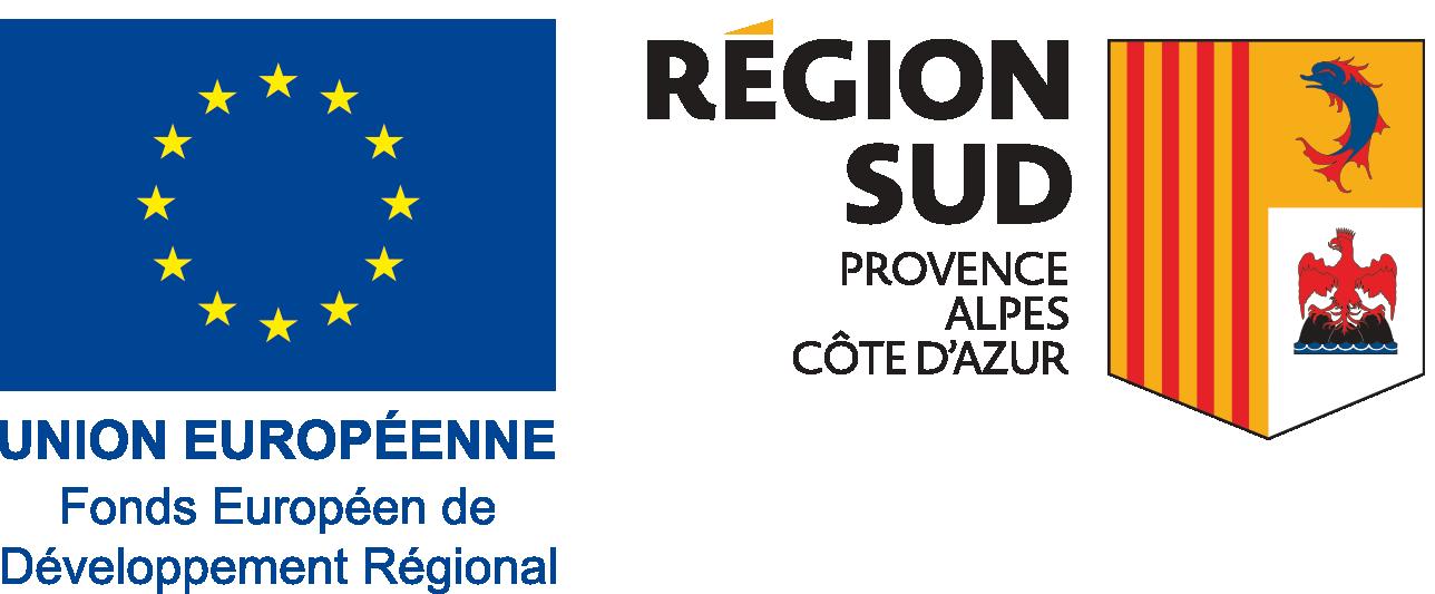 Logo FEDER-Région Sud