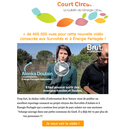 Court Circuit n°60 - Avril 2019