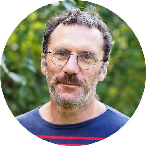 Vincent Baggioni, animateur Énergie Partagée en Région PACA