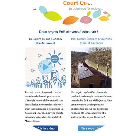Court Circuit n°61 - Juillet 2019