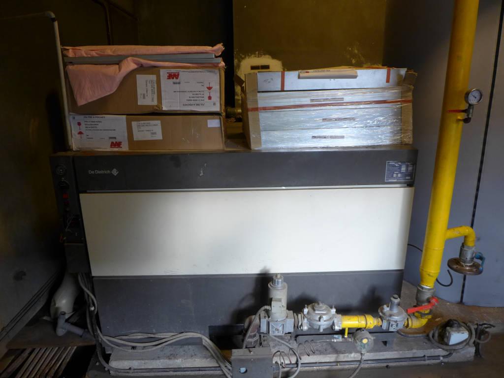 La chaudière à gaz de l'École des Pies a été définitivement débranchée du réseau grâce à ForestEner et au financement citoyen !