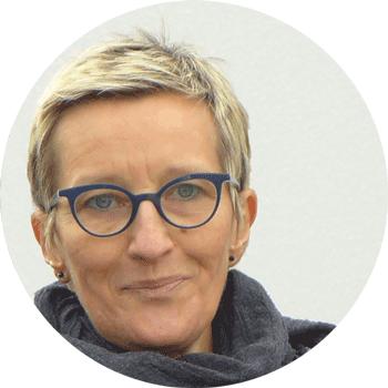 Fabienne Mahrez, vice-présidente de la société coopérative Energ'Y Citoyennes en métropole grenobloise