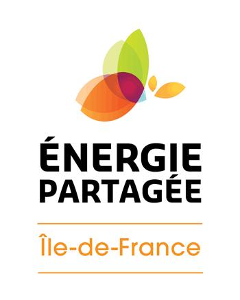 Logo réseau régional Energie Partagée Ile de France