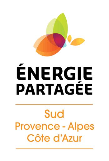 Logo réseau régional Energie Partagée Sud PACA