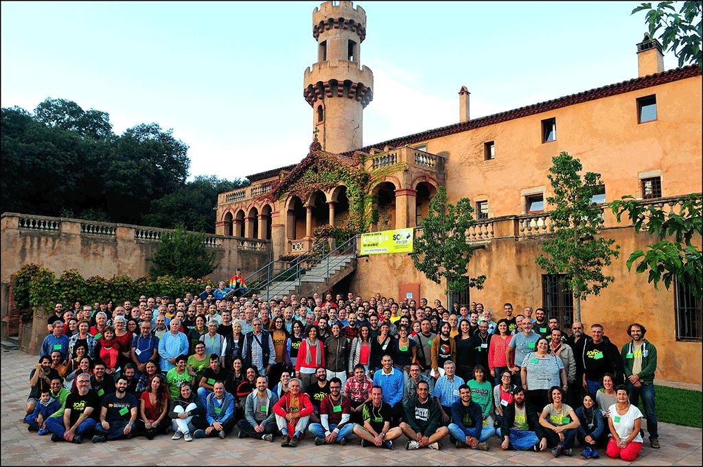 Université d'été de la coopérative d'énergie citoyenne espagnole Som Energia